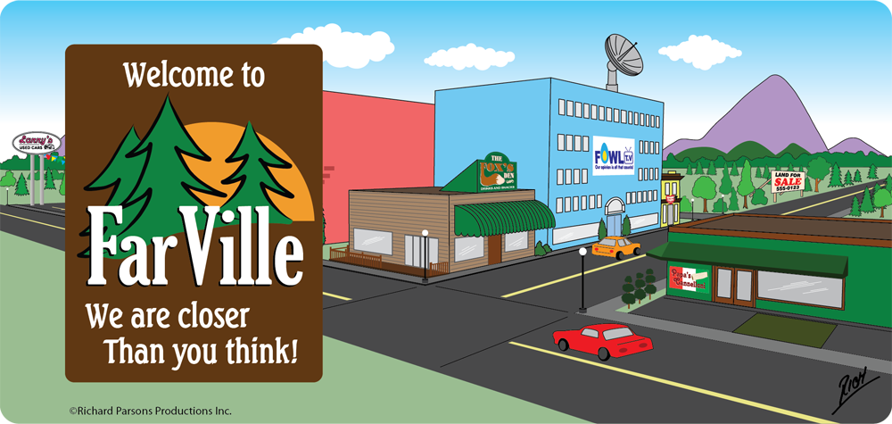 Welcome to FarVille!
