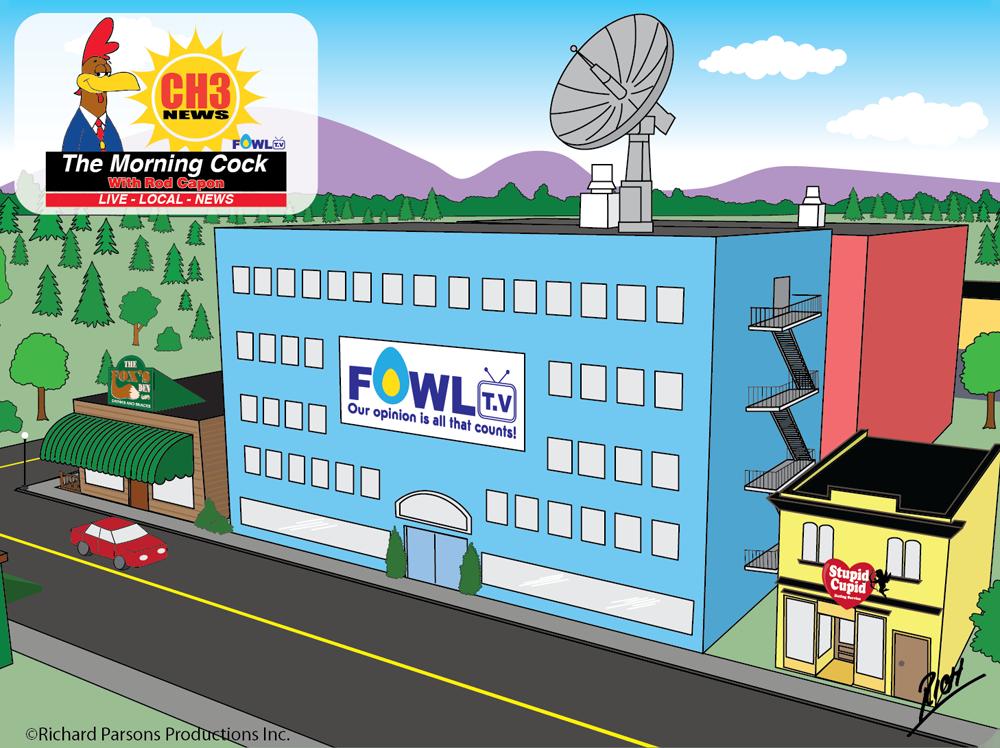 FOWL TV
